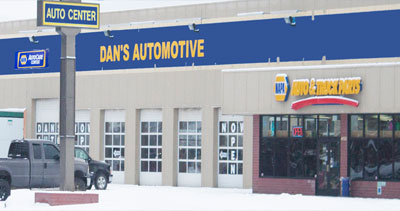 Dan's Automotive | Soldotna, AK